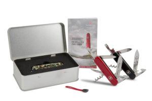 Victorinox Spartan Taschenmesser Geschenk-Box mit Wunschgravur